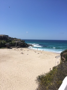On our way to Coogee we found Bronte