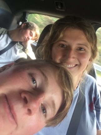 Jamie sleeps more than a koala.
